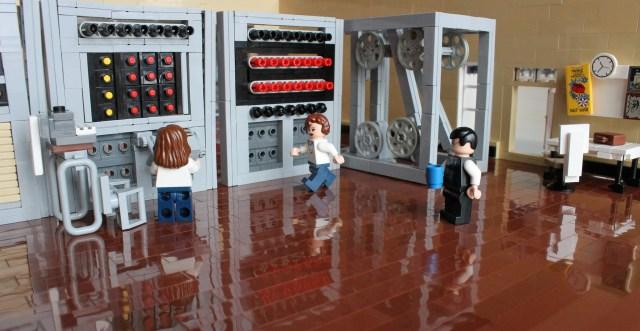 Colossus con Lego