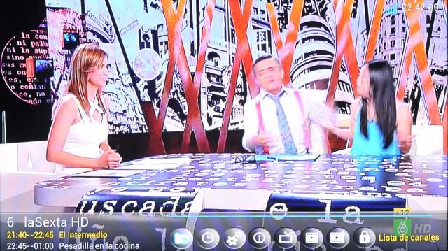 Televisión en directo