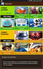 Game Hub