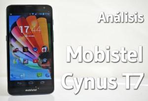 Analisis Mobistel Cynus T7