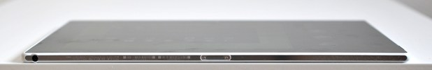 Sony Xperia Z2 Tablet - abajo