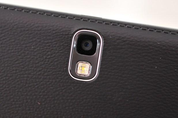 Samsung Galaxy NotePRO - Camara