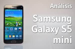 Samsung Galaxy S5 mini - Analisis