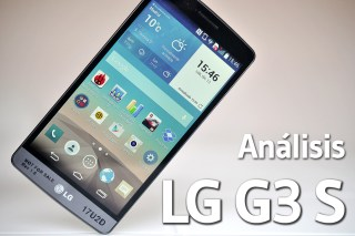 LG G3 S - Analisis y opinion