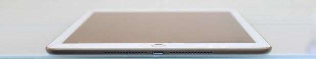 Apple iPad Air 2 - abajo