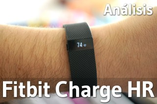 Fitbit Charge HR - Analisis