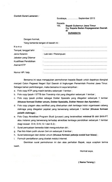 Cpns Tangerang Lowongan Cpns Bnn Badan Narkotika Nasional Terbaru Panselnas Menpan Cpns 2016 Contoh Surat Lamaran Cpns 2014