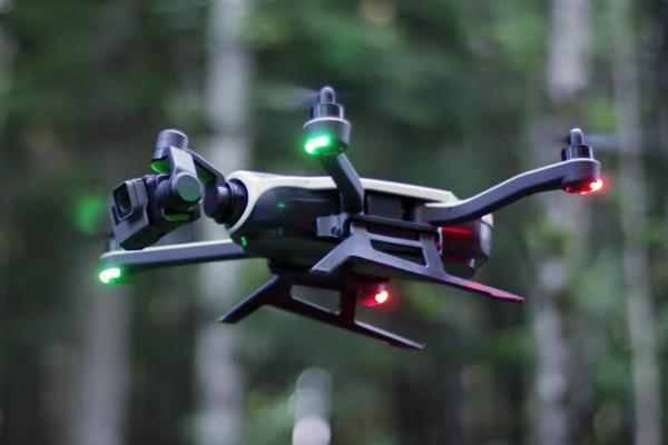 Karma, il drone di GoPro