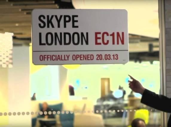 Microsoft chiude uffici di Skype a Londra: a rischio 220 dipendenti