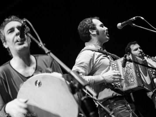 Télamuré - musique traditionnelle d'Italie du Sud