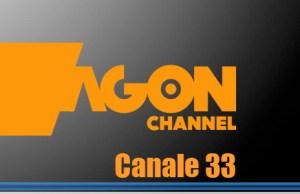 agon channel, palinsesto