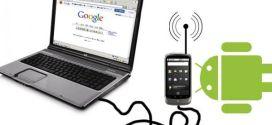 Comment partager sa connexion internet Android ?