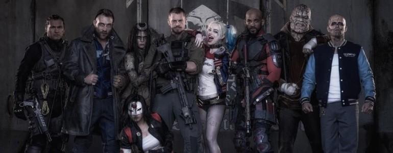 Suicide Squad:  curiosità dal panel e nuovo trailer dal  Comic Con di San Diego