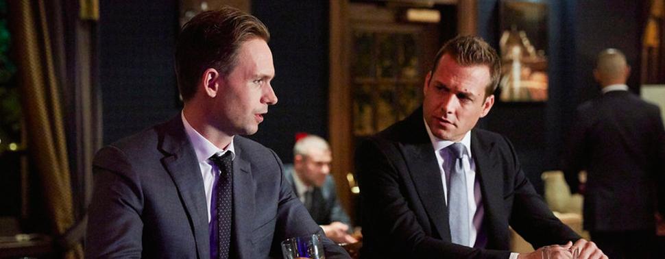 Suits: Aaron Korsh e Patrick J. Adams parlano della sesta stagione
