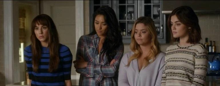 Pretty Little Liars: 5 motivi per cui il finale è il miglior episodio della serie