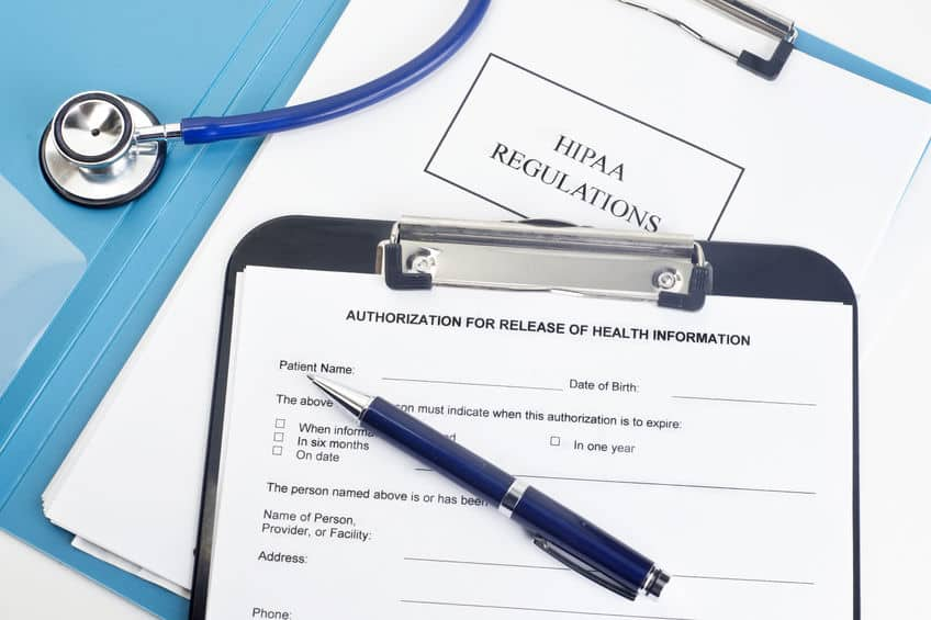 HIPAA Compliant Case Management Telegenisys INC - hipaa compliant release form