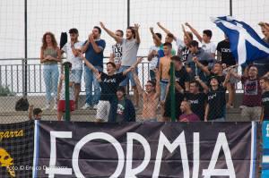 Formia Calcio Curva CONI