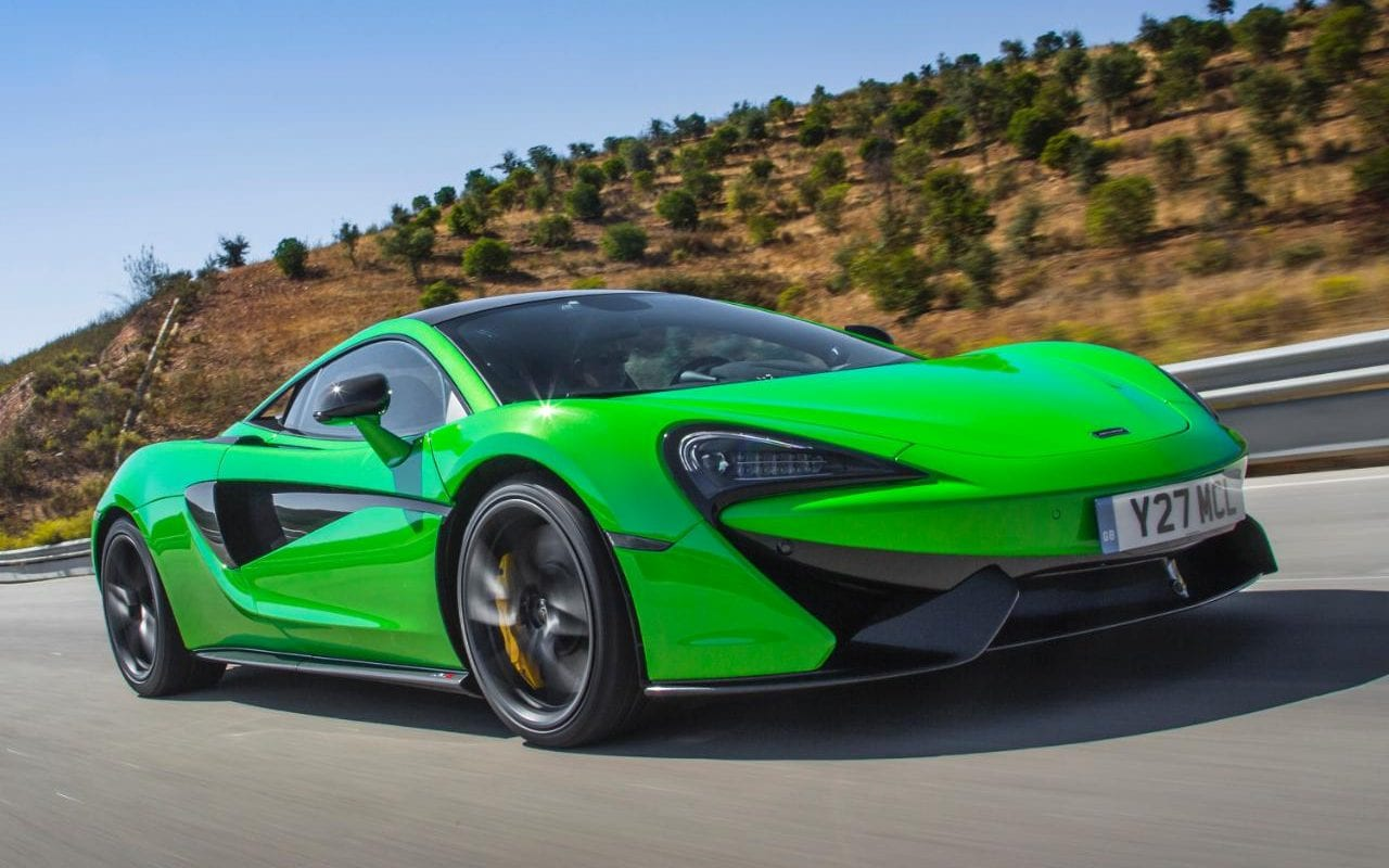 Fast And Furious 4 Cars Wallpapers Driven The 163 140 000 Budget Mclaren 570s