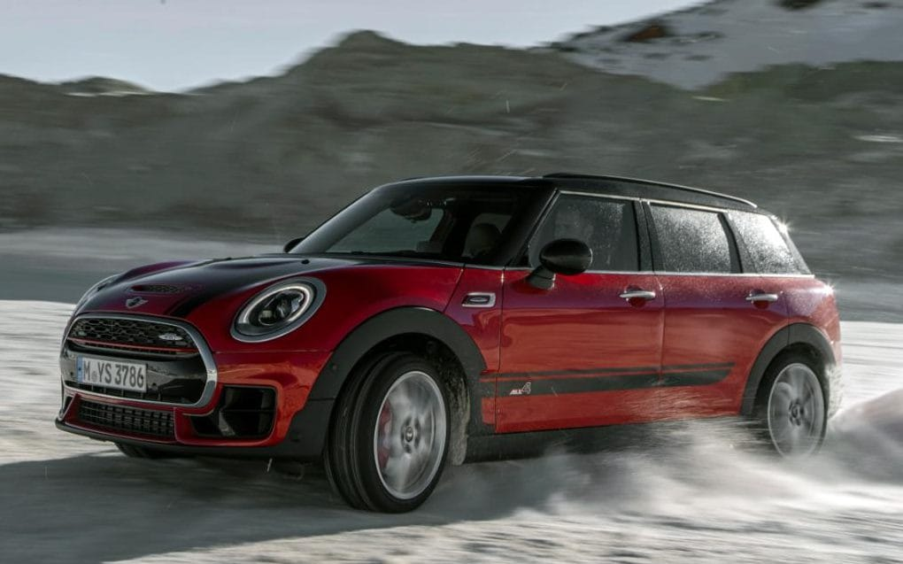 Mini Clubman Jcw Driven Bloated 148mph Estate Gets Too