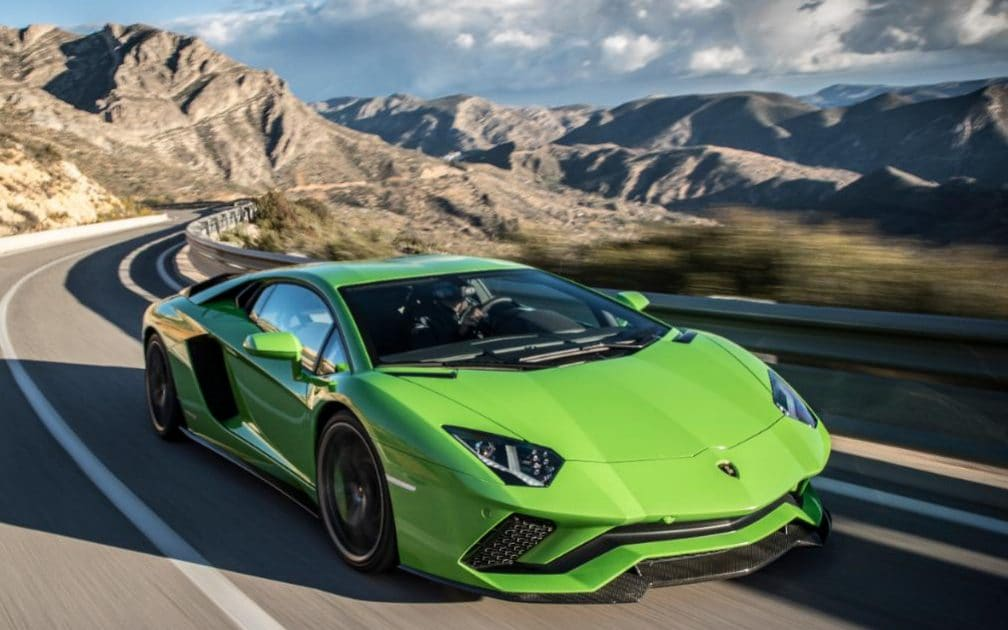 Coolest Car In The World Wallpaper 2017 Lamborghini Aventador S Review As Terrifying As A