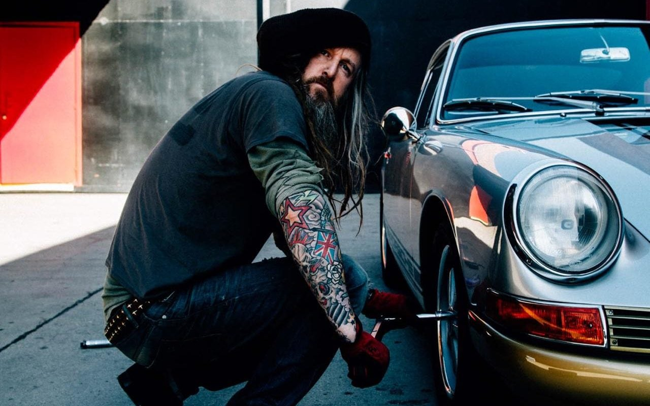 Car Wallpaper App Magnus Walker Chatting To The World S Coolest Porsche