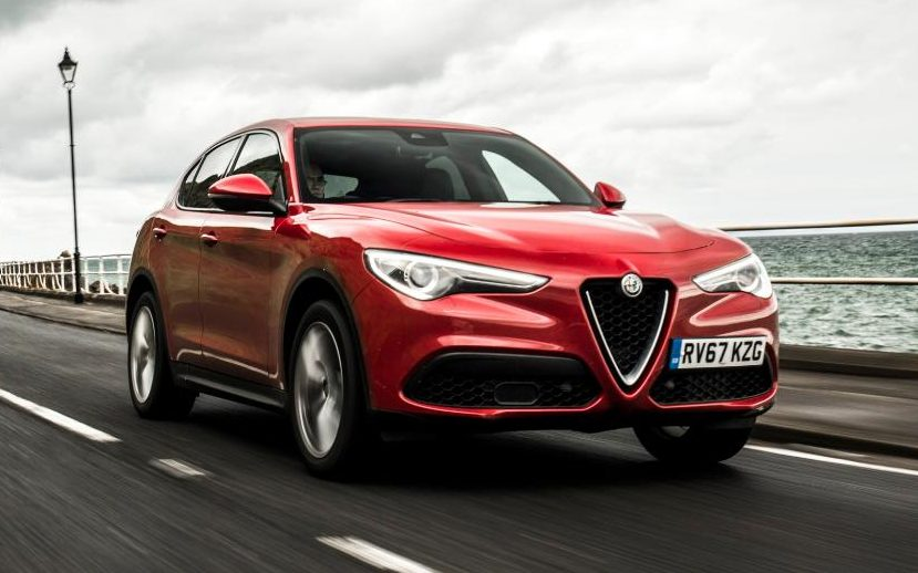 Car Logo Wallpaper For Mobile Alfa Romeo Stelvio Review The Most Exciting Suv On Sale