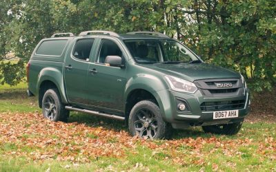 Isuzu D-Max Huntsman review: can a lavishly equipped pick-up be a cheap substitute for an SUV?
