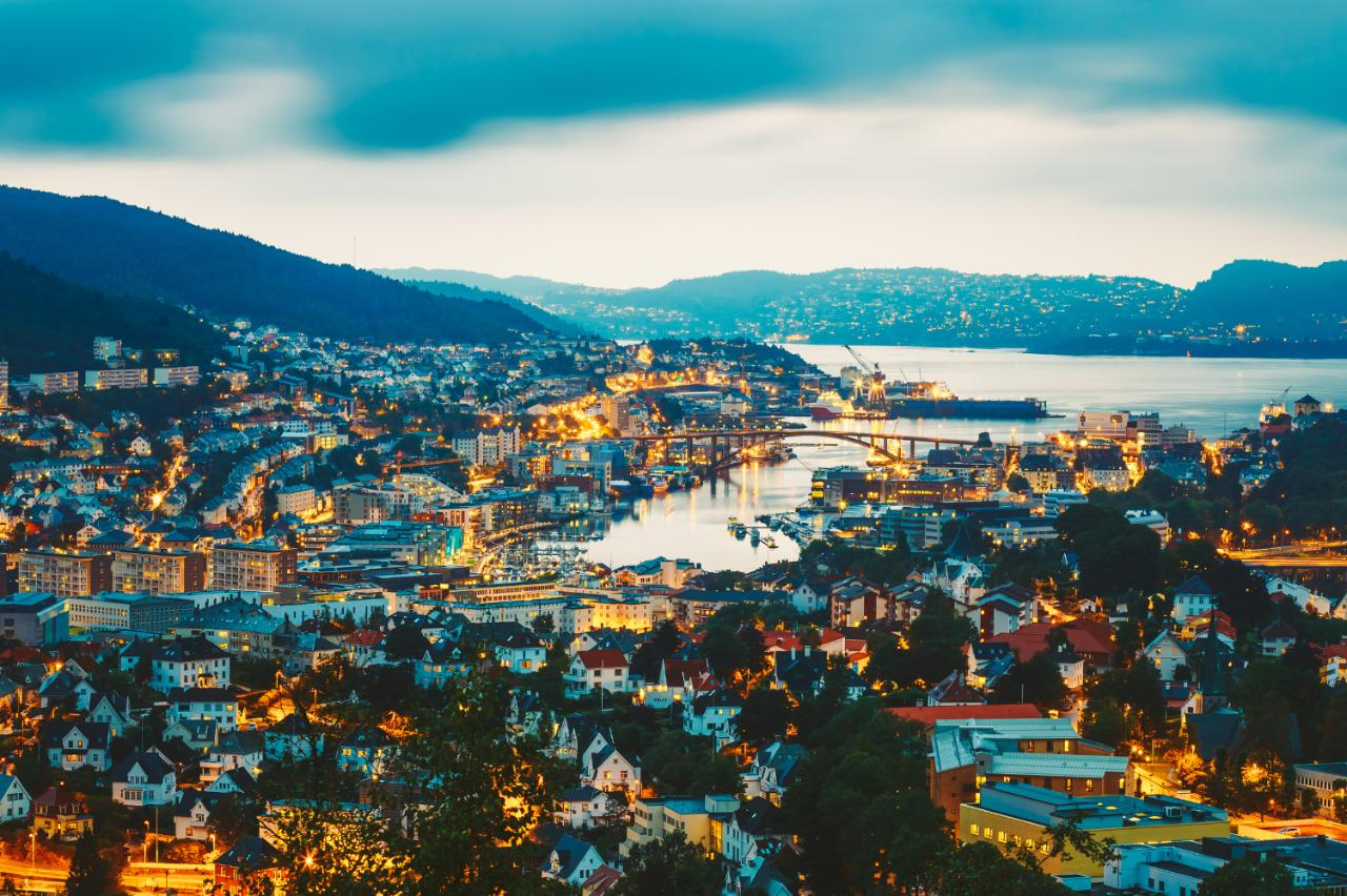 Free Wallpaper Old Cars Seven Reasons To Explore Bergen Norway S Incredible