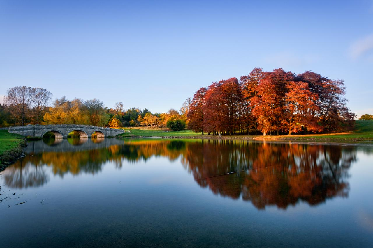 New England Fall Wallpaper Free Best Places In Britain To See Autumn Colours