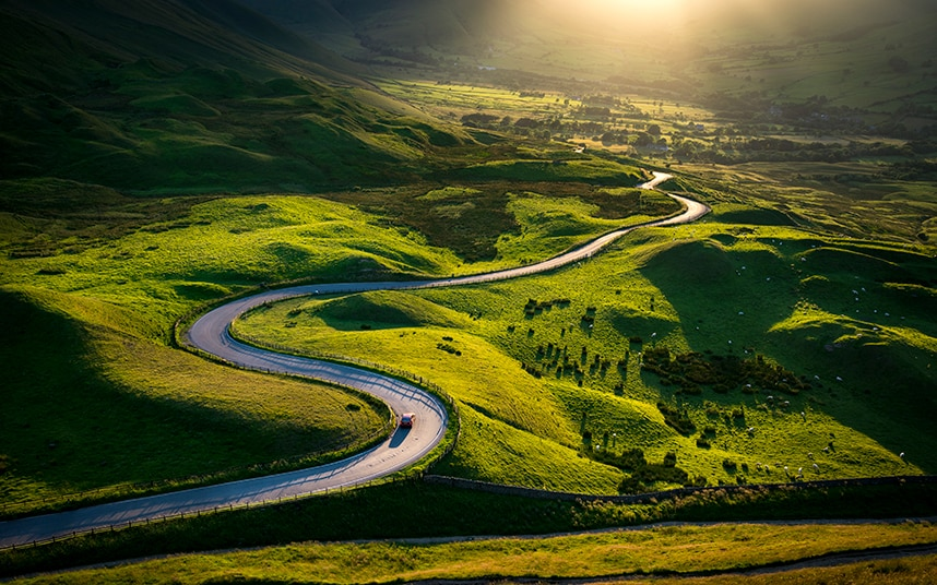 Car Curvy Road Wallpaper The World S Most Exhilarating Road Trips