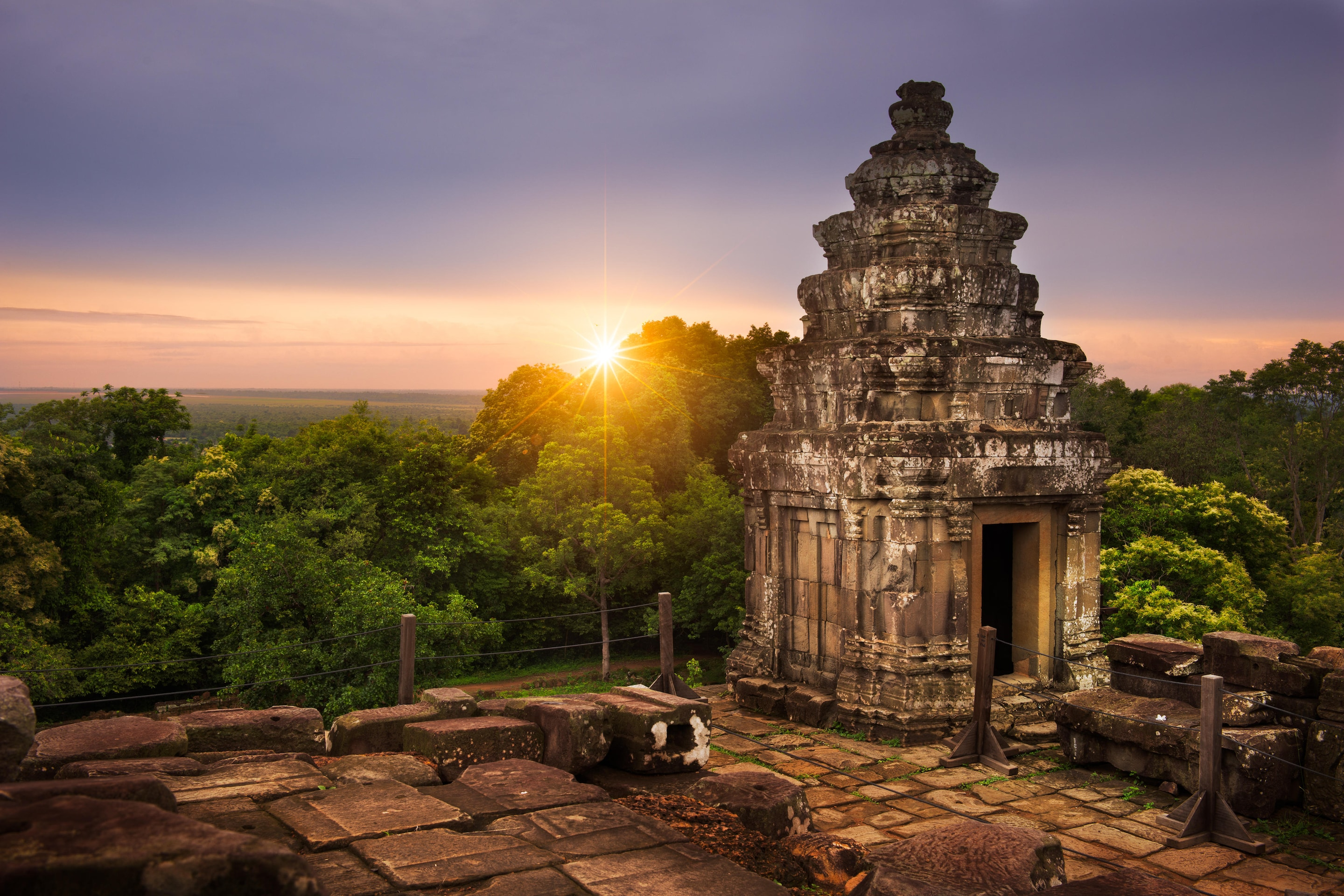 Limits Put In Place To Stop Tourists Ruining Angkor Sunsets
