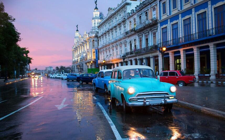 Neon Car Theme Wallpaper A Weekend Break In Havana