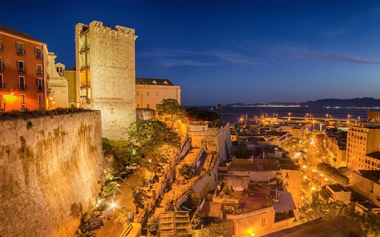 Cars Wallpaper App Sardinia Nightlife