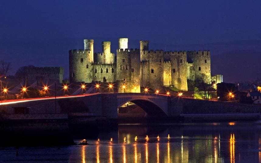 World Beautiful Cars Wallpapers Is Conwy The Best Place In Wales Telegraph