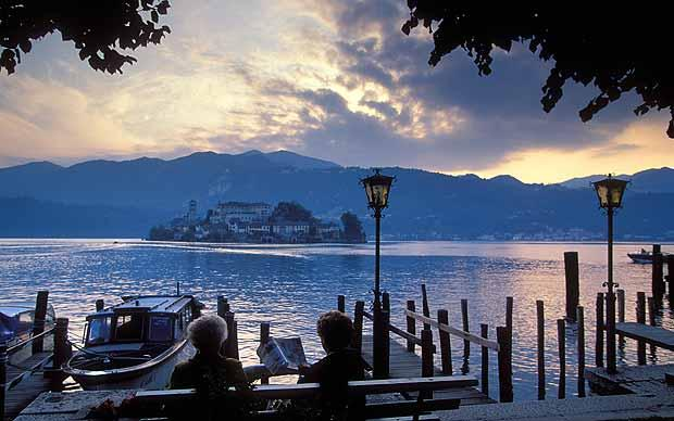 Great European Lake Holidays Six Spots For A Relaxing