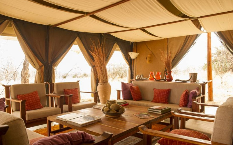 Kwihala Camp Hotel Review Ruaha National Park Tanzania