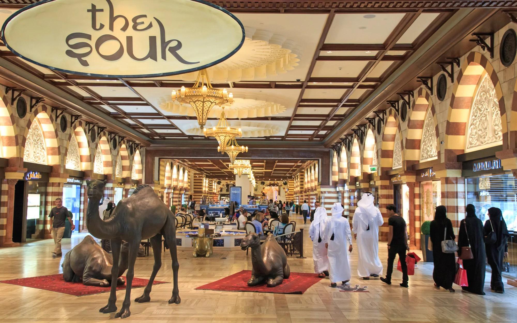 The Best Shopping In Dubai Telegraph Travel