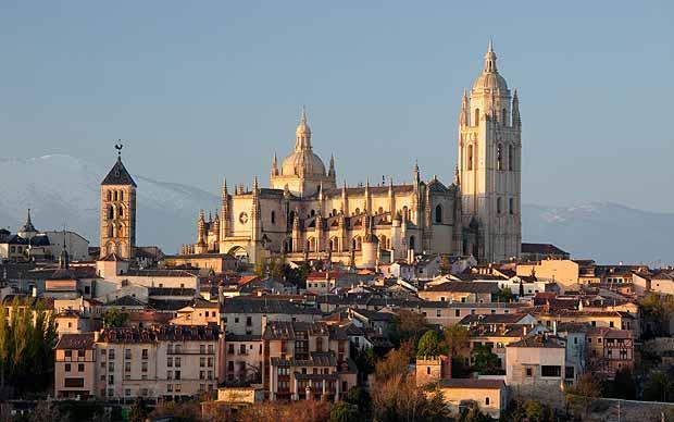 Segovia Spain A Cultural City Guide Telegraph