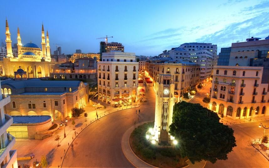 Lebanon The New Dubai How Travel May Change In 10 Years Telegraph