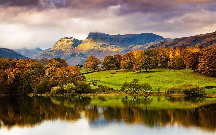 New England Fall Desktop Wallpaper Lake District A Guide To Autumn Weekend Breaks Telegraph