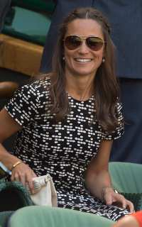 Who is doing Pippa Middletons hair for her wedding day?