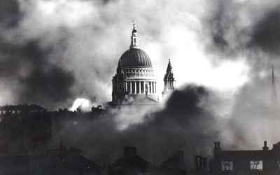 The Blitz in photographs - Books