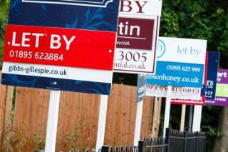 Buy to let market has been highlighted as a risk to the UK's financial stability