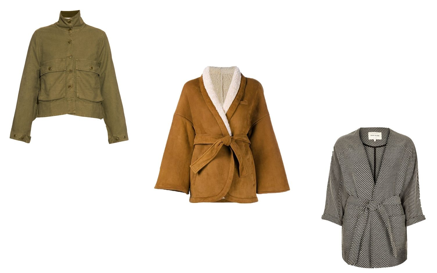 A Few Chic Alternatives To The Winter Coat Thats Too Warm
