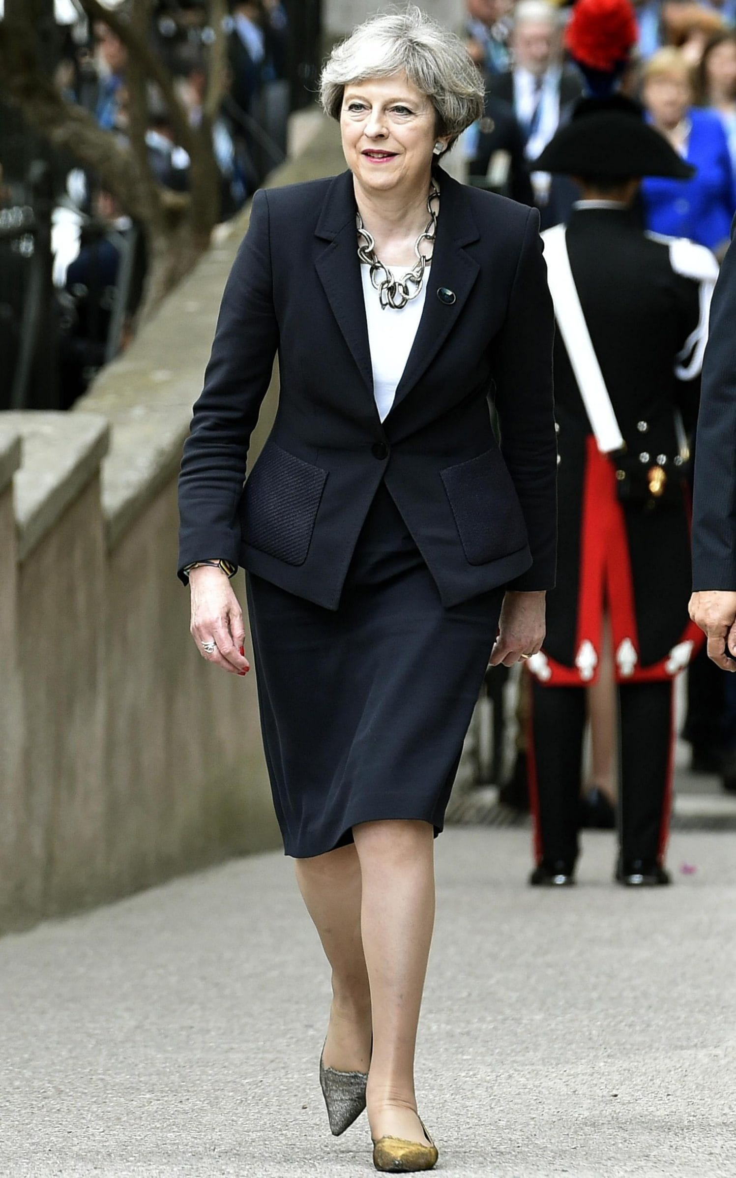 The 6 Style Moments That Mattered From Theresa May39s