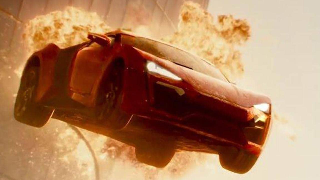 8 Million Dollar Car Wallpapers A Guide To The Cars Of Fast And Furious 7