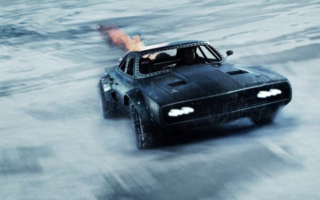 Fast And Furious 6 Doms Car Wallpaper Dodge Ice Charger Fast Amp Furious 8 Fast Amp Furious A