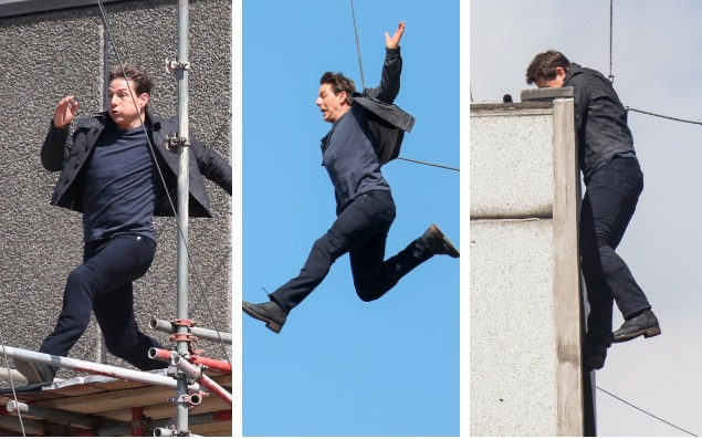 Mission Impossible 6 On Hold After Tom Cruise Breaks