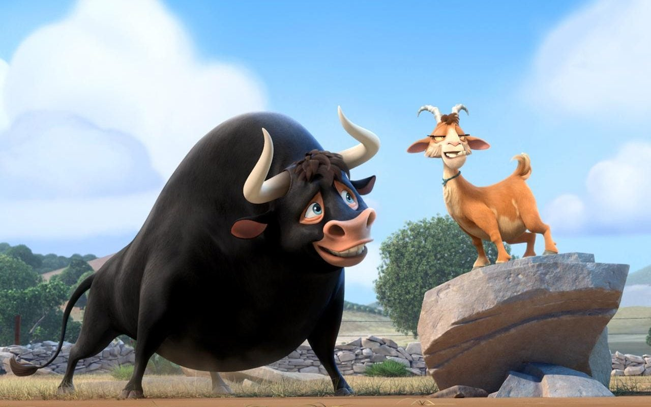 Ferdinand Review Billy Elliot With A Bull What39s Not To