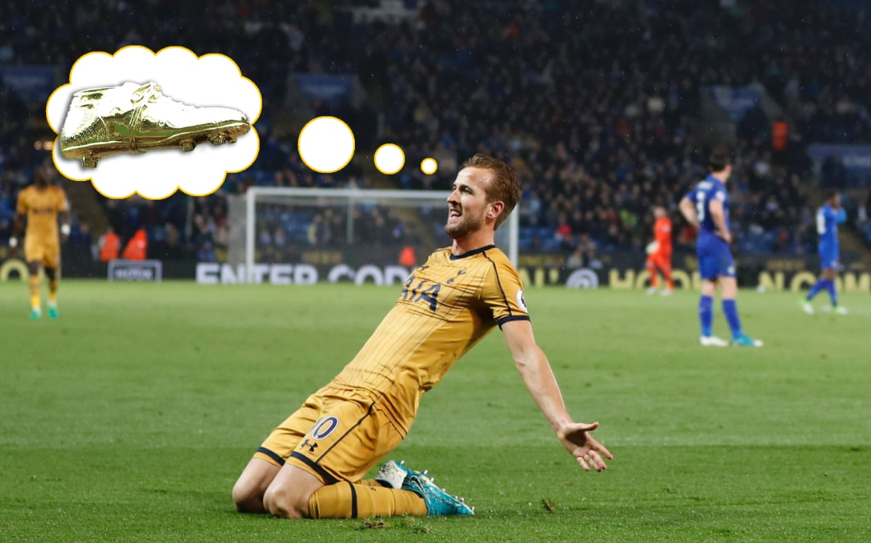 Nine Stats That Prove Harry Kane Has Been The Best Striker